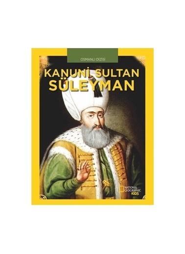 National Geographic National Geographic Osmanlı Serisi: Kanuni Sultan Süleyman Beta Yayınları Beyaz